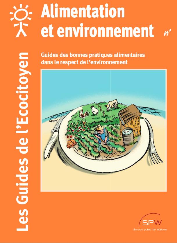 Guide des bonnes pratiques alimentaires dans le respect de l'environnement