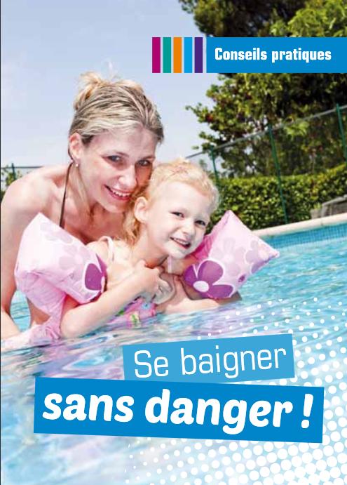 Conseils pour se baigner sans danger