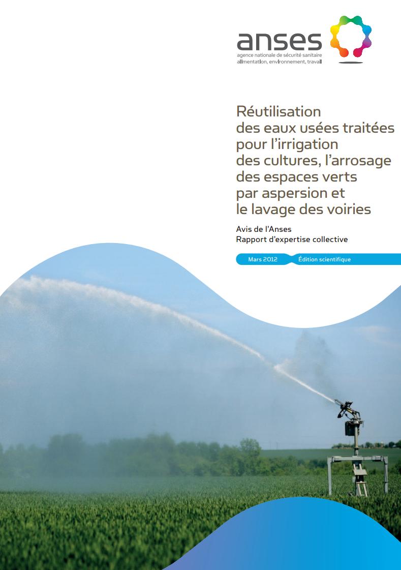 R utilisation des eaux us es trait es pour l 39 irrigation for Les espaces verts pdf