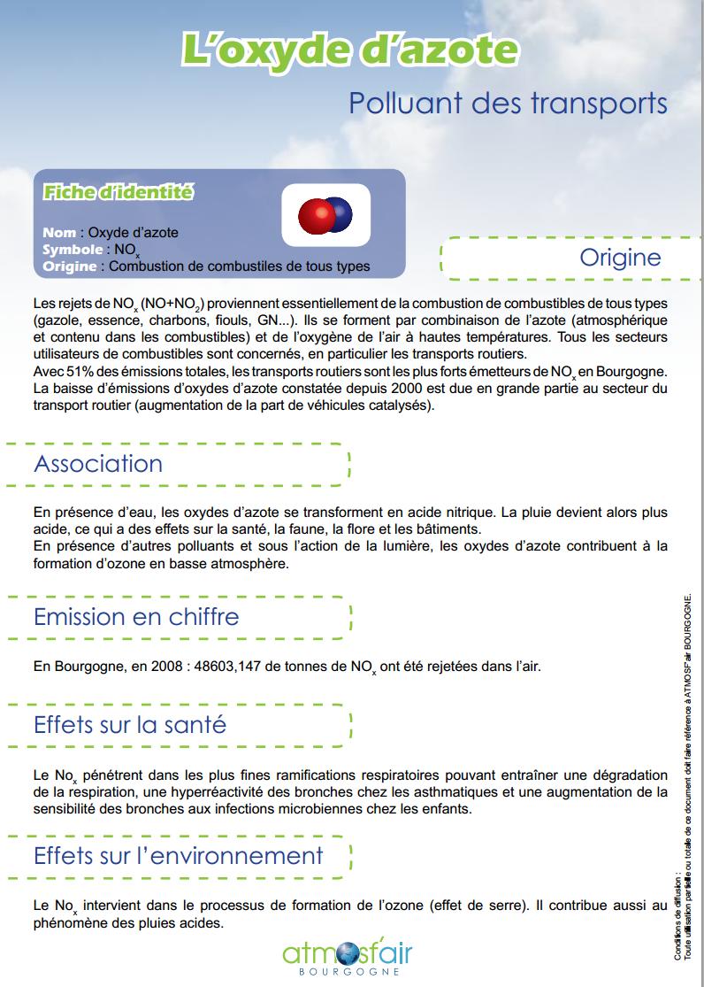 Air extérieur, Asthme, Pollution atmosphérique, Transport (air, fer, mer, route)