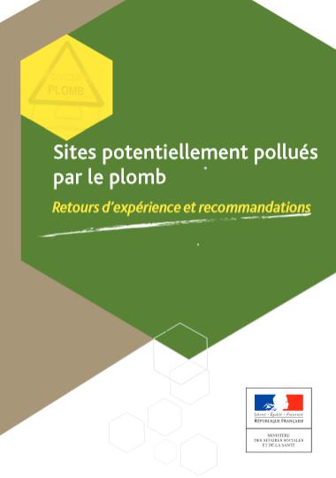 Plomb, ICPE, Sites et sols pollués